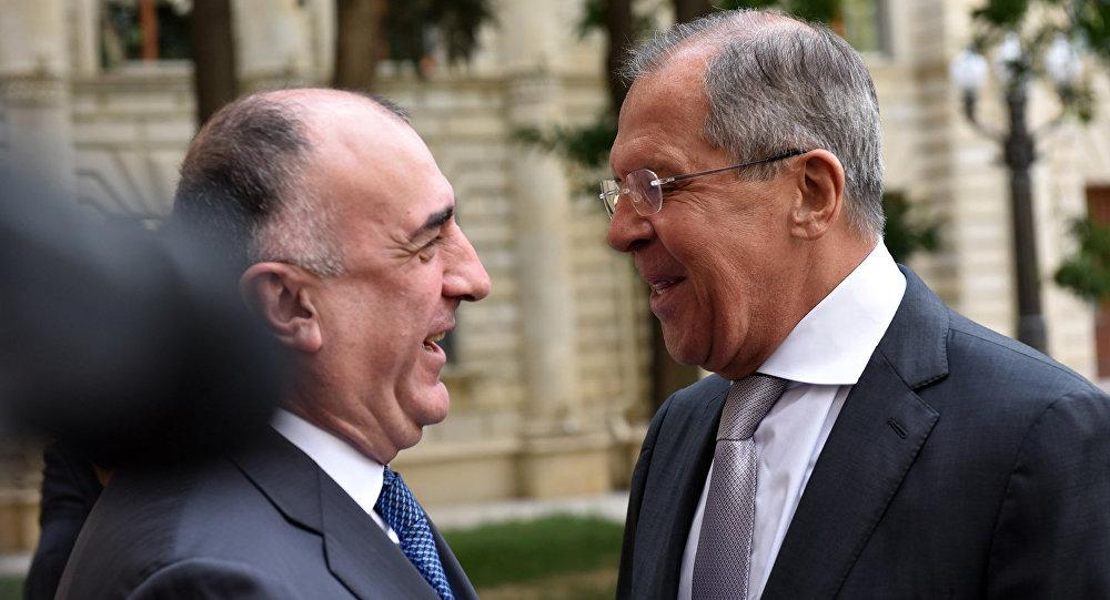 Məmmədyarov və Lavrov
