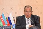 Rusiyanın xarici işlər naziri Sergey Lavrov