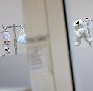 Больница, архивное фото