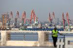 Виды Баку, фото из архива