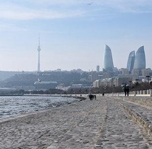 Бакинский бульвар, фото из архива