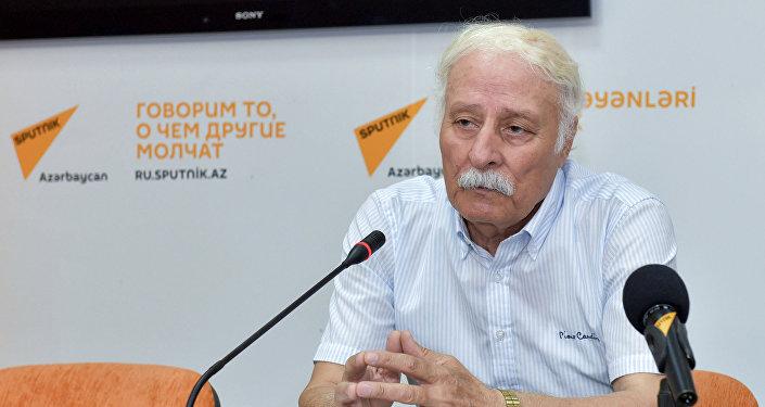 Telman Zeynalov, Milli Ekoloji Proqnozlaşdırma Mərkəzinin rəhbəri