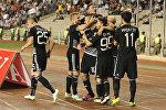 Qarabağ Lüksemburq çempionu Düdelanj qarşı oyunda