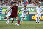 Futbolçu Ramil Şeydayev