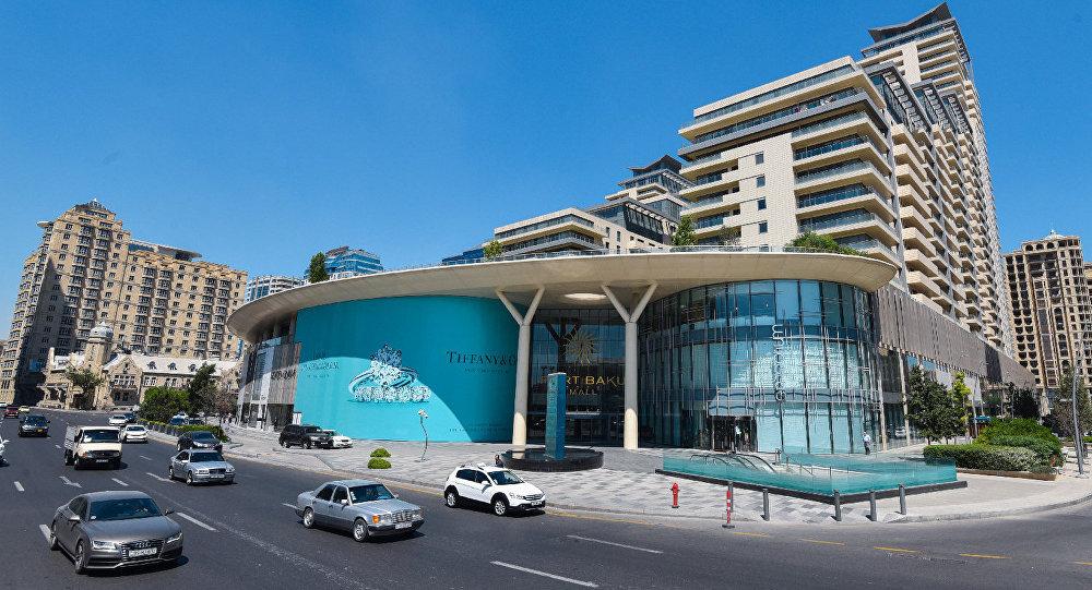 Проспект Нефтчиляр в Баку