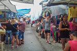 Рынок города Кемер