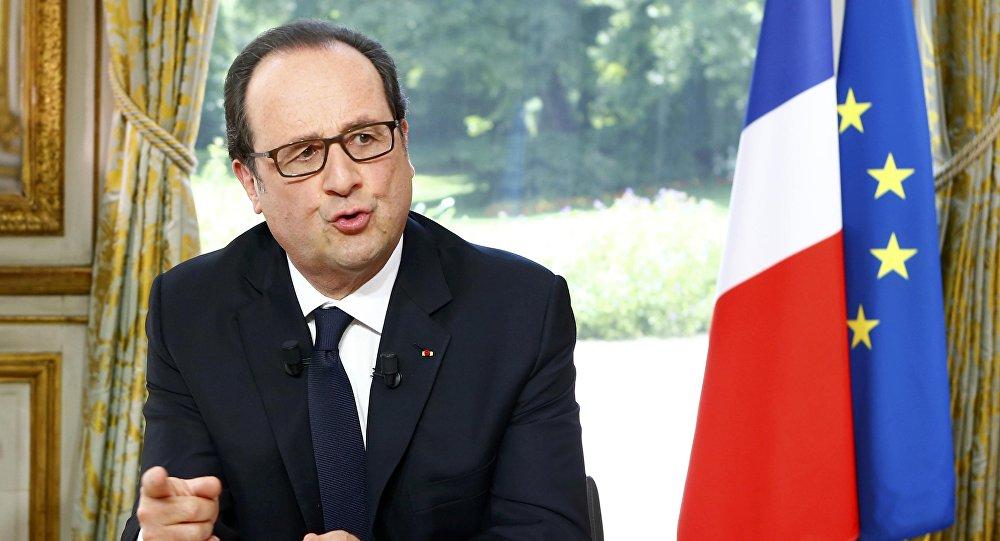 Переговоры оBrexit нужно закончить доконца 2018-ого — Франсуа Олланд
