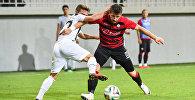Второй квалификационный матч Лиги Европы. Матч Нефтчи-Шкендия