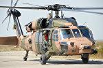 Türkiyə hərbi hava güvvələri helikopteri