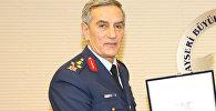 Akın Öztürk, Türkiyə hərbi hava güvvələrin generalı