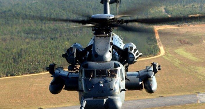 вертолёт Sikorsky MH-53 Pave Low
