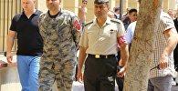İncirlik hərbi bazasının türk komandiri, general Bəkir Ərcan