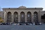 Azərbaycan Dəmir Yolları QSC-nın binası