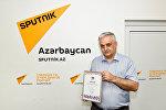 Jurnalistlər arasında şahmat turnirinin qalibi Fuad Əlizadə