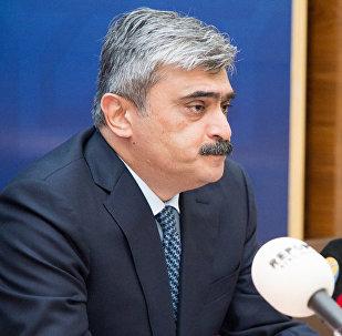 Samir Şərifov