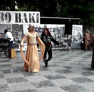 Возвращение в 1970-е: бакинский шансон и грузинские танцы в Баку