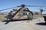 Военный вертолет. Архивное фото