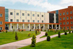 Bakıda Qafqaz Universitetinin binası