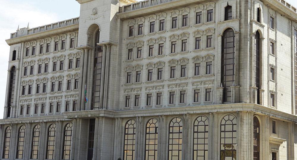 Dövlət Miqrasiya Xidmətinin binası