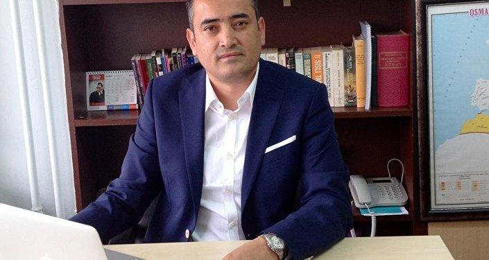 Prof. Dr. Saleh Yılmaz