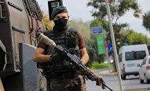Спецназовец в Стамбуле