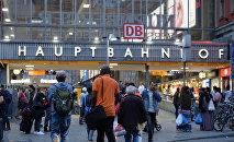 Münchner Hauptbahnhof evakuiert
