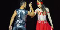 Открытие Кубка мира по художественной гимнастике в Баку