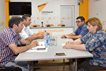 Azərbaycan jurnalistikasının problemləri bu gün mövzusunda keçirilən dəyirmi masa