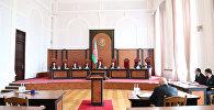 Azərbaycan Konstitusiya Məhkəməsi Plenumunun Referendum Aktı layihəsi ilə bağlı iclası