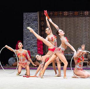Итоги Кубка мира по художественной гимнастике в Баку