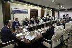 Türkiyənin ədliyyə naziri Bəkir Bozdağın sədrliyi ilə Hakim və Prokurorlar Ali Şurasının (HSYK) toplantısı keçirilib
