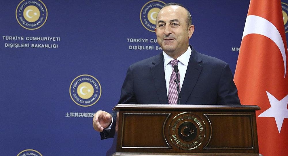 Мевлют Чавушоглу, министр иностранных дел Турции, фото из архива