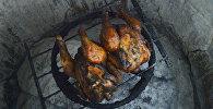 Рецепт фаршированной курицы по-лянкярански