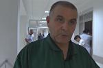 Заведующий травматологическим отделением Центральной больницы города Ширвана Тофиг Гусейнов