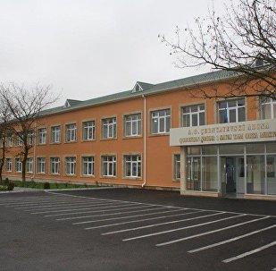 Школа номер 1 имени педагога и просветителя Алексея Черняевского