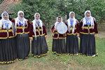 """Lənkəranın """"Nənələr"""" folklor ansamblı"""