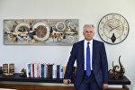 Генеральный директор нефтехимического комплекса Petkim в Турции Садеддин Коркут