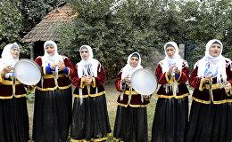 Бабушки спели для Sputnik Азербайджан