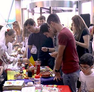 Всемирная деревня объединила в Баку представителей разных стран
