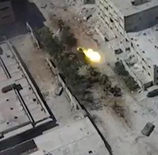Сирийские войска выбили боевиков из квартала Банизейд города Алеппо