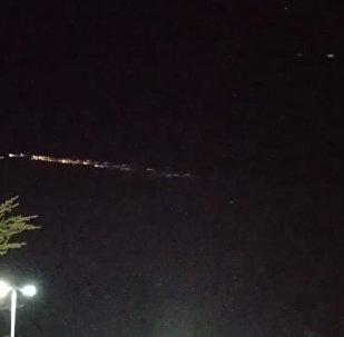 Пролетевшее над США НЛО оказалось останками китайской ракеты