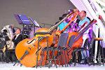 Открытие VIII Габалинского международного музыкального фестиваля