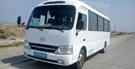 Автобус Баку-Набрань