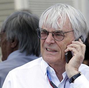 Formula-1-in kommersiya başçısı Berni Ekklstoun