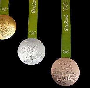 Олимпийские медали Рио-2016