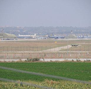 Авиабаза в турецком Инджирлике