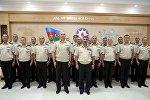 Министр обороны встретился с военными атташе иностранных государств
