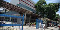 Муниципальная больница Souza Aguiar в Рио-де-Жанейро.