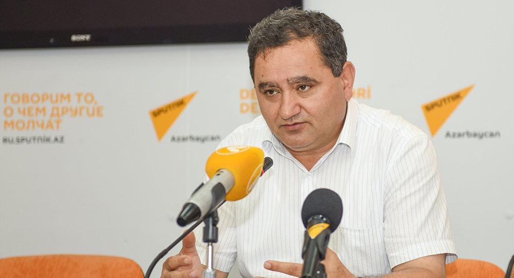 Этибар Алиев, глава центра Образование XXI век