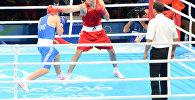 Теймур Мамедов против Дениса Солоненко (Украина). 1/16 финала